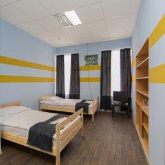Мини-Отель Компас Номер с общей ванной комнатой с различными типами кроватей (общая ванная комната) фото 15