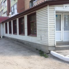 Osipenko 39 Hostel парковка фото 2