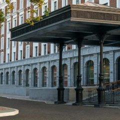 Гостиница Холидей Инн Уфа вид на фасад