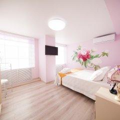 Гостиница на Павелецкой Номер Делюкс с различными типами кроватей фото 2