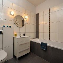 Отель District Seven Spacious Венгрия, Будапешт - отзывы, цены и фото номеров - забронировать отель District Seven Spacious онлайн ванная