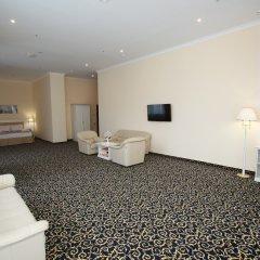 Принц Парк Отель 4* Студия с различными типами кроватей фото 6