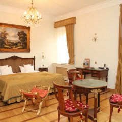 St. George Residence All Suite Hotel Deluxe 5* Люкс с различными типами кроватей