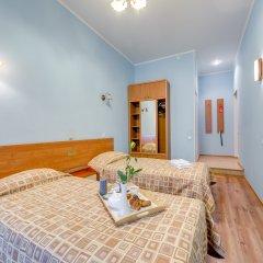 Гостиница Park Lane Inn Улучшенный номер разные типы кроватей фото 7