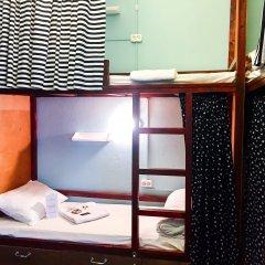 Хостел NW Hostel (North-West Hostel) Кровать в общем номере с двухъярусной кроватью фото 3