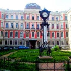 Hostel na Mokhovoy Кровать в общем номере с двухъярусной кроватью