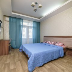 Апартаменты на Баумана Апартаменты с различными типами кроватей фото 20
