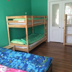 Ok Хостел Номер Эконом с разными типами кроватей (общая ванная комната) фото 6