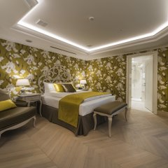 Отель Relais le Chevalier Улучшенный номер с различными типами кроватей фото 6