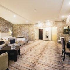Гостиница Aquamarine Resort & SPA (бывший Аквамарин) 5* Дизайнерский полулюкс с различными типами кроватей