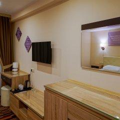 Гостиница Арагон 3* Номер Комфорт с двуспальной кроватью фото 6