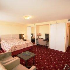 Ани Плаза Отель 4* Улучшенный номер с различными типами кроватей