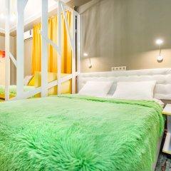 Хостел Good Luck Номер с общей ванной комнатой с различными типами кроватей (общая ванная комната)