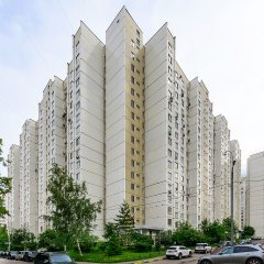 Апартаменты Domumetro na Новых Черемушках парковка