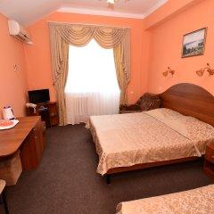 Гостиница Анапский бриз Стандартный номер с разными типами кроватей фото 13