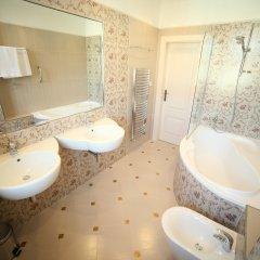 Отель Green Garden ванная фото 4