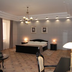 Гостиница Белогорье в Белгороде отзывы, цены и фото номеров - забронировать гостиницу Белогорье онлайн Белгород комната для гостей фото 3