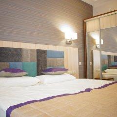 Гостиница ГК Новый Свет Номер Стандарт улучшенный с двуспальной кроватью фото 2