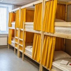 Хостел Рус-Новосибирск Кровать в общем номере двухъярусные кровати фото 12