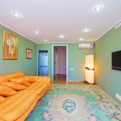 Гостиница Белый Грифон Апартаменты с различными типами кроватей фото 7