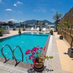 Отель Star Patong бассейн фото 2