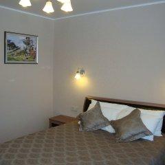 Гостевой дом Аврора Номер Комфорт разные типы кроватей