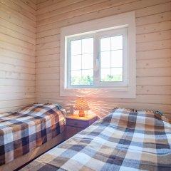 База Отдыха Старый Сиг Коттедж разные типы кроватей фото 20