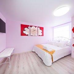 Гостиница на Павелецкой Номер Делюкс с различными типами кроватей фото 8