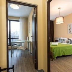 Апарт-Отель Skypark Апартаменты с разными типами кроватей фото 4