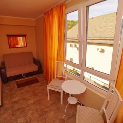 Парк-отель ДжазЛоо 3* Стандартный семейный номер с разными типами кроватей фото 6
