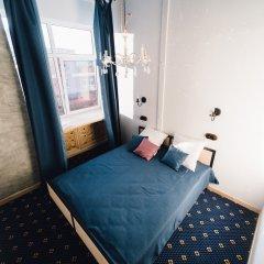 Хостел Fabrika Moscow Стандартный номер с разными типами кроватей