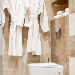 Апартаменты на Пресненской набережной Полулюкс с разными типами кроватей фото 2
