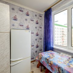Апартаменты Domumetro на Россошанской 3/2 комната для гостей фото 5