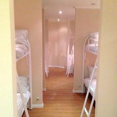 Hostel Nochleg Кровать в общем номере с двухъярусной кроватью фото 10
