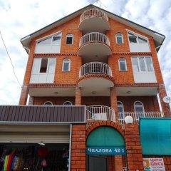 Rusalka Hotel вид на фасад фото 2