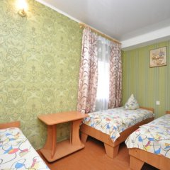 Гостевой Дом Золотая Рыбка Стандартный номер с различными типами кроватей фото 34
