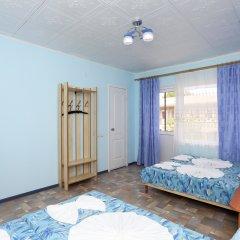 Гостевой Дом Елена Стандартный номер с различными типами кроватей фото 7