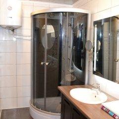 Апартаменты у Аквапарка Люкс с разными типами кроватей фото 35