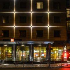 Гостиница Ибис Москва Павелецкая вид на фасад фото 4