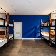 Хостел Five Stars Кровать в мужском общем номере с двухъярусной кроватью фото 5