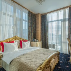 Гостиница Гранд Белорусская 4* Стандартный номер двуспальная кровать фото 3