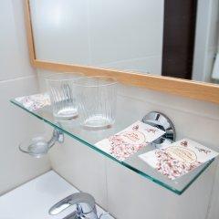 Гостиница Премьер Стандартный номер с различными типами кроватей фото 9