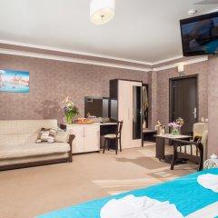 Гостевой дом Милотель Маргарита Улучшенный номер с разными типами кроватей фото 6