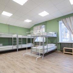 Хостел Story Кровать в общем номере двухъярусные кровати