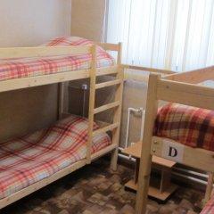 Гостиница Аксинья Кровать в женском общем номере с двухъярусной кроватью фото 5