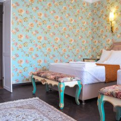 Гостевой Дом Семь Морей Номер Делюкс с различными типами кроватей фото 20