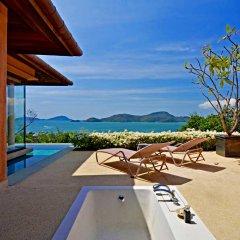 Sri Panwa Phuket Luxury Pool Villa Hotel бассейн фото 7