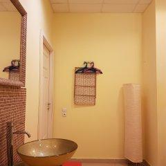 Hostel RETRO Кровать в общем номере с двухъярусной кроватью фото 5