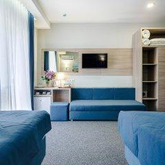 Парк-Отель и Пансионат Песочная бухта 4* Стандартный номер с 2 отдельными кроватями фото 5