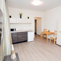 Апартаменты на Баумана Студия с различными типами кроватей фото 29